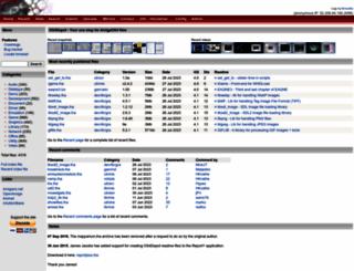 os4depot.net screenshot