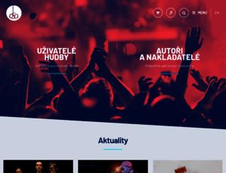 osa.cz screenshot