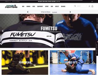 osakafightgear.com screenshot