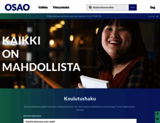osao.fi screenshot