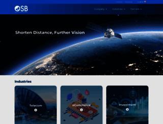 osbholding.com screenshot