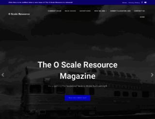 oscaleresource.com screenshot