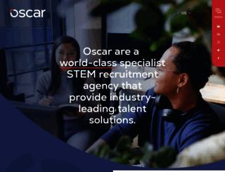 oscar-recruit.com screenshot