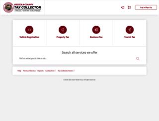 osceola.county-taxes.com screenshot