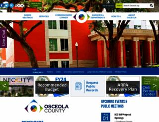 osceola.org screenshot