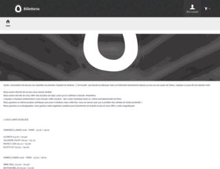 oscillante.placeminute.com screenshot