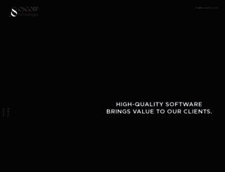 oscorptech.com screenshot