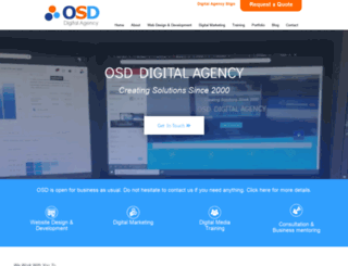 osd.ie screenshot