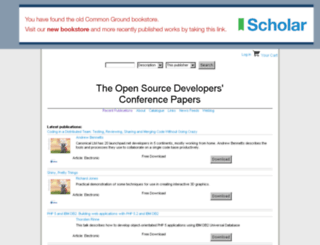osdcpapers.cgpublisher.com screenshot