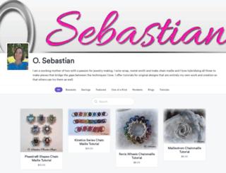 osebastian.selz.com screenshot