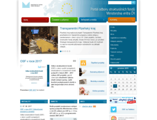 osf-mvcr.cz screenshot