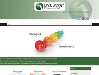 osfg.co.uk screenshot
