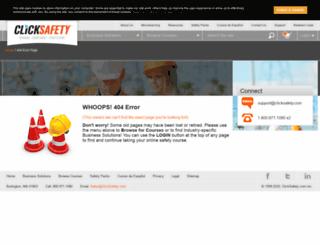 osha10.com screenshot