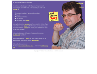 oshawabookkeeper.com screenshot