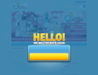 oshienperfumes.com screenshot