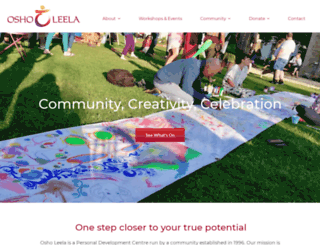 osholeela.co.uk screenshot