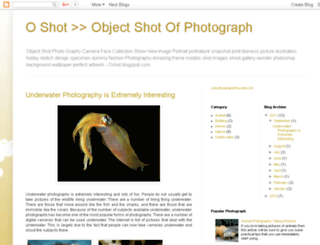 oshot.blogspot.com screenshot