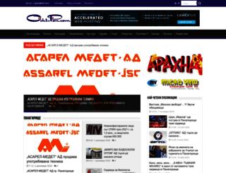 oshtepan.com screenshot
