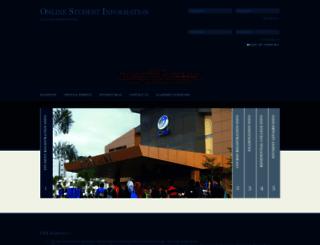 osi.unimap.edu.my screenshot