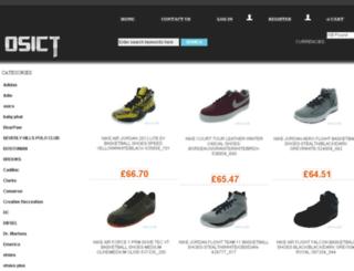 osict.co.uk screenshot