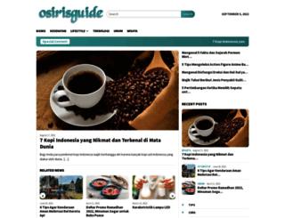 osirisguide.com screenshot