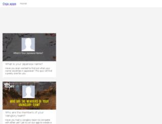 osjapps.com screenshot