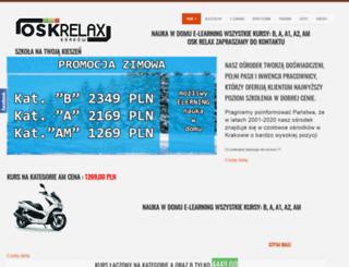 osk-relax.com screenshot