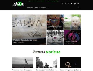 oskate.com.br screenshot
