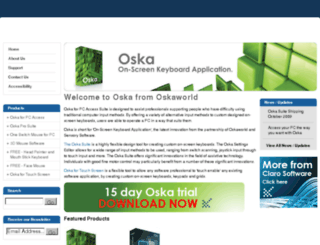 oskaworld.com screenshot