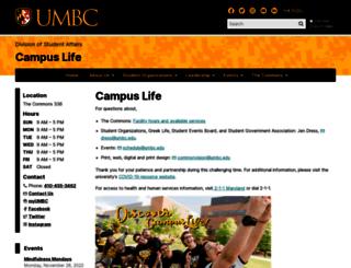 osl.umbc.edu screenshot