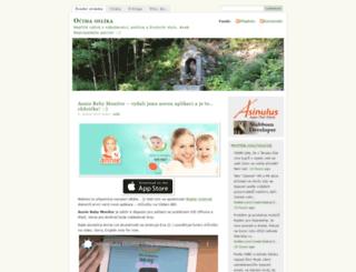 oslik.wordpress.com screenshot
