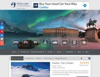 oslo.com screenshot
