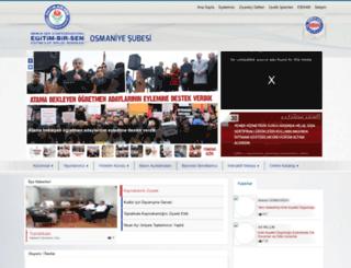 osmaniye.egitimbirsen.org.tr screenshot