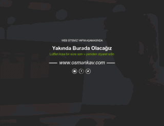 osmankav.com screenshot