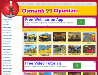 osmanli-99-oyunlari.name.tr screenshot