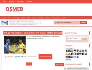 osmeb.blogspot.in screenshot