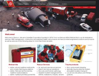 osmoco.ca screenshot