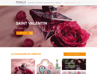 osmoz.fr screenshot