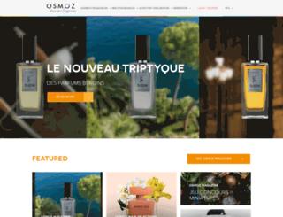 osmoz.it screenshot