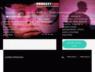 osmozzy.com.br screenshot