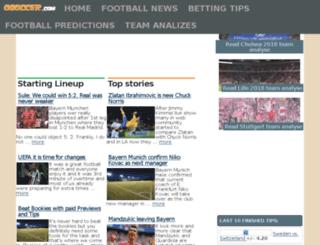 osoccer.com screenshot