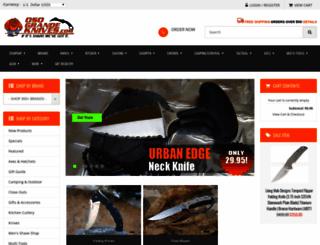 osograndeknives.com screenshot