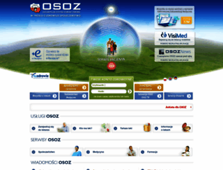 osoz.pl screenshot