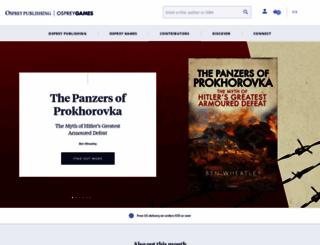 ospreypublishing.com screenshot