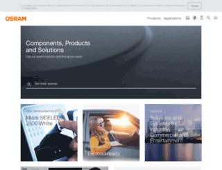 osram.com.tr screenshot