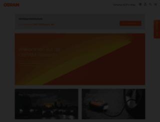 osram.de screenshot