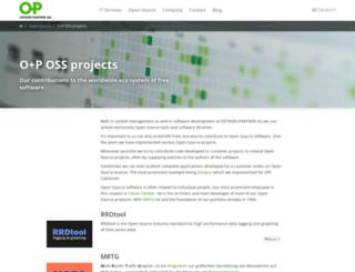 oss.oetiker.ch screenshot