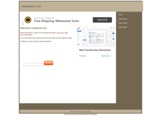 ossipeenh.com screenshot