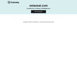 ostazsat.com screenshot