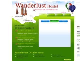 ostello.frankfurt-mainz.com screenshot